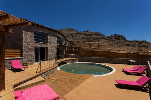 Lindos Seastone Villas
